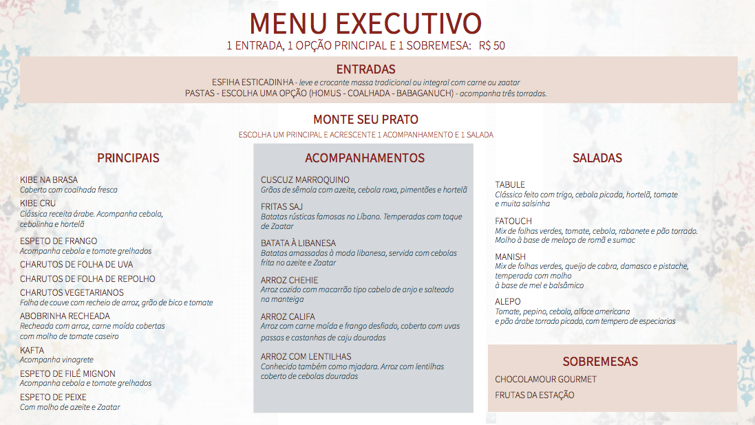 menu_executivo